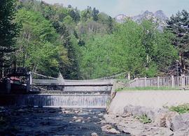 ユウフレ川