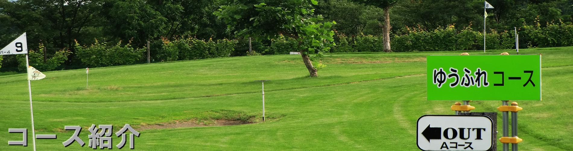 パークゴルフ場-コース