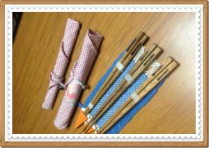マイ箸作り1